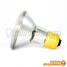 Osram Sylvania 50W 120V PAR20 WFL40 E26 Halogen Light Bulb $5.50
