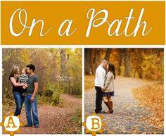 Great fall photography ideas- especially love the location ideas.