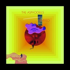 THE ASPHODELLS Remixed Double LP vinyl limited