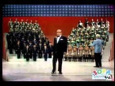 Irving Berlin - God Bless America Live @ The Ed Sullivan Show, 1968