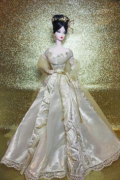 Silkstone Darya Barbie.