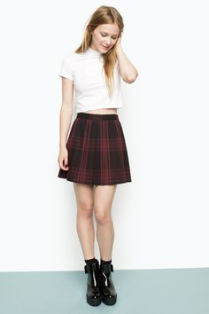 Monki - View all new - Marnia skirt