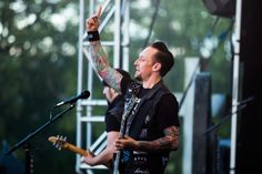 VOLBEAT | Route666 | 19 Jun 2014 (NO) Halden