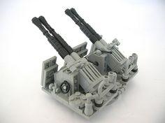 Bofors 40mm AA Cannon rear | Flickr : partage de photos !