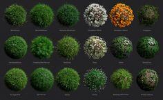 Grass Free 1.0 - 草を生やそう!Blender用のリアルローポリ草モデルが無料ダウンロード可能!