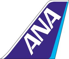 """ANA"" All Nippon Airways Airline Logo, Air Lines, List, Buick Logo, Egypt, Aviation, Pony, Photos, Logo Design"