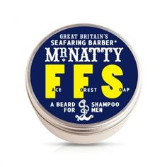 Shop Face Forest Beard Shampoo Puck from MR. NATTY and hundreds of other Men products at Smallflower