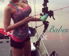 Bow fishing