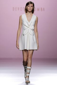 Madrid Fashion Week Devota & Lomba Primavera-Verano 2015 | telva.com