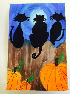 Color It Like you MEAN it!: Cats on the fence in 5th grade