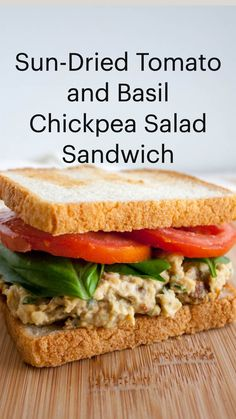 Vegetarian Sandwich Recipes, Healthy Sandwiches, Vegan Recipes, Cooking Recipes, Easy Healthy Vegetarian Recipes, Vegetable Sandwich Recipes, Vegan Chickpea Recipes, Vegetarian Wraps, Vegetarian Burgers