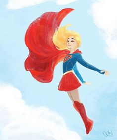 supergirl and superman Helen Slater Supergirl, Supergirl Superman, Captain Marvel, Marvel Dc, Marvel Comics, Supergirl Crossover, Thing 1, Female Hero, Star Logo