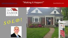 Just Sold! The Zamir Group sells 13-02 Plymouth Dr in Fair Lawn. Multiple Offers!