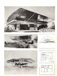 Τάκης Χ. Ζενέτος, 1926-1977 - Takis Ch. Zenetos, 1926-1977 Modern Houses, Modern Buildings, Oblivion, Architectural Drawings, Mid Century House, Graphic Design Art, Villas, Interior Architecture, Masters