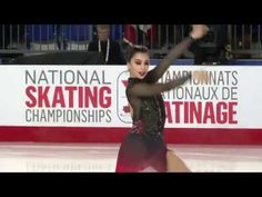 Gabrielle DALEMAN Short Program Canadian Figure Skating Championships 2018