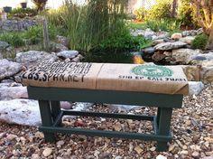 Gunny Sack Bench