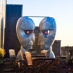 https://flic.kr/p/bo4tu4 | Pink Floyd - The Division Bell @ EMI