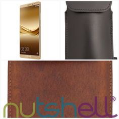 Huawei Mate 8 Smartphone Holster  #belt #holster #smartphone #nutshell #leather #samsung #mobile #smartphoneaccessories #appleiphone #galaxy