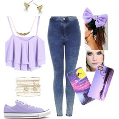 """""""Girls night out"""" by amane-godfrey on Polyvore"""