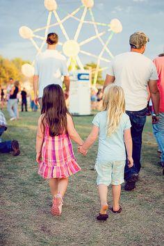 County Fair Friends