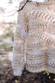Crochet Woman, Knit Crochet, Crochet Sweaters, Crochet Pullover Pattern, Crochet Jumper, Shrug Pattern, Long Sweaters, Easy Crochet, Knitting Patterns