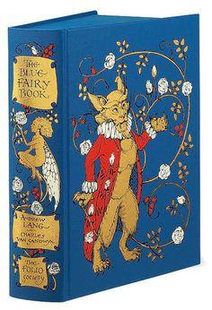 The Blue Fairy Book - Folio Society Edition