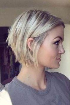 Lange gesicht oder schmalem kurze bei haare Frisuren schmales