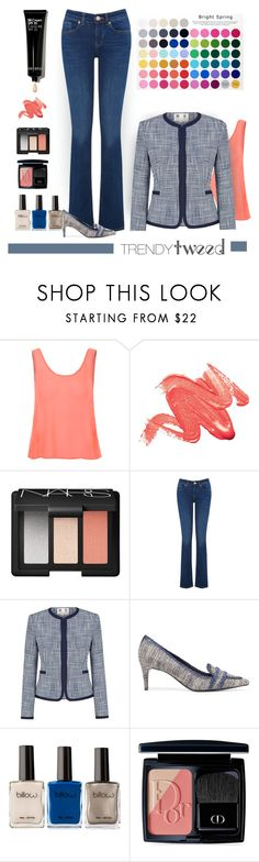"""""""Fridays"""" by patricia-dimmick on Polyvore featuring Glamorous, NARS Cosmetics, Oasis, Austin Reed, Tory Burch, Christian Dior, Bobbi Brown Cosmetics, women's clothing, women and female"""