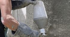 My very simple and inexpensive home made mortar sprayer has served me well until lately, when it started clogging every few minutes. I thi.