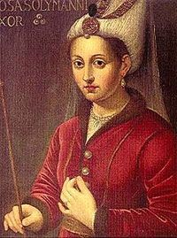 Mujeres en la historia: La mujer del sultán, Roxelana (1505-1558)