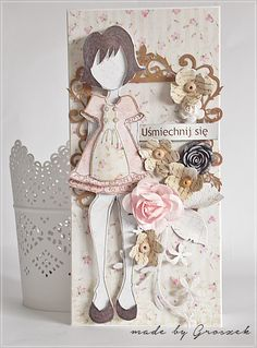 """Made by Groszek: Moja pierwsza """"lalka"""""""