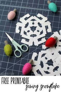 8 Free Sewing Room Printables for Wall Decor - Swoodson Says Sewing Patterns For Kids, Easy Sewing Projects, Diy Craft Projects, Sewing Tutorials, Sewing Art, Free Sewing, Sewing Crafts, Christmas Sewing, Christmas Crafts