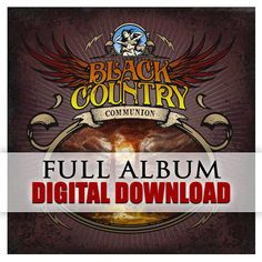 Black Country Communion - Self Title - Digital Album