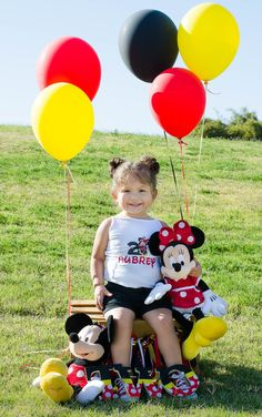 My cutie niece with Mickey and Minnie on her two year old birthday! Love her love her love her to pieces