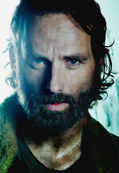 Rick Grimes / The Walking Dead / Season 5-b New cast promotional photos for The Walking Dead, which returns on Sunday, February 8 with its midseason premiere, What Happened and What's Going On.