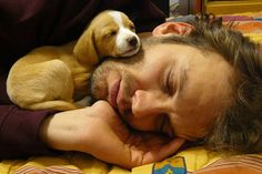 sleeping with your pet, most therapeutic thing you can do when sick