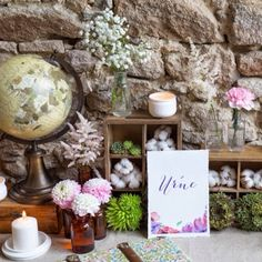 Toute la décoration de notre #mariagechampetrechic est sur le blog aujourd'hui ! #monsieurplusmadame #weddingdesign