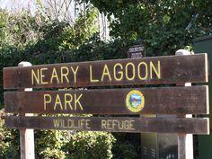 Neary Lagoon Santa Cruz County CA - Parks
