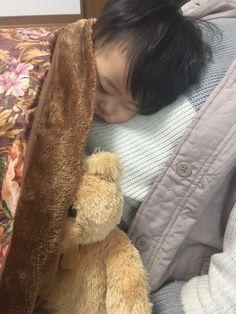 My new best friend and the bear I got him. http://ift.tt/2kgMVEe