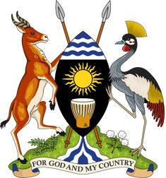 Coat of arms of Uganda.svg