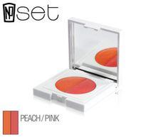 NP Set Shimmer Highlight Duo - Pink/Peach