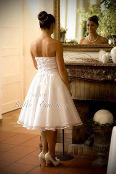 Atelier Belle Couture | Petticoat Brautkleid