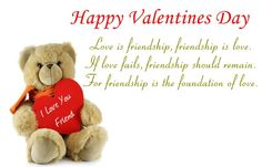 Valentines Day Quotes For Friends Valentines Day Quotes  In This Blog We Have 70 Valentine's Day .