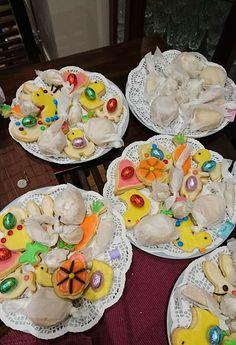 Blending Maltese and Lebanese traditional Easter sweets - Figolli and Ma'mool