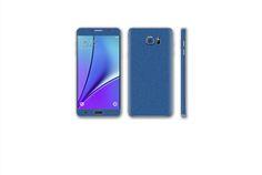 Galaxy Note 5, Blue Feather, Battleship, Light Blue, Samsung Galaxy, Kit, Iphone, Leather, Metallic