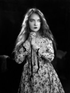 Lillian Gish in 'The Wind', (1928)