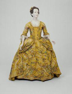 Summer dress, 1745