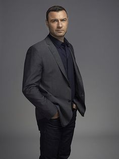 Liev Schrieber, 'Ray Donovan' Nominated for Outstanding Lead Actor in a Drama Series Sharp Dressed Man, Well Dressed Men, Ray Donovan, Pin Man, Liev Schreiber, Evolution Of Fashion, Portraits, Perfect Man, Movie Stars