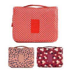 Hot Brand Men Women Travel Organizer Hanging Wash Toiletry Bag Make up Bag Large Capacity Multifunction Storage Bag Cosmetic bag