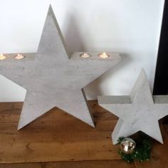 Cement Art, Concrete Crafts, Concrete Art, Concrete Projects, Diy Projects, Diy Arts And Crafts, Hobbies And Crafts, Diy Crafts, Handmade Christmas Decorations